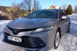 Toyota Camry 2.5 131 kW 2020
