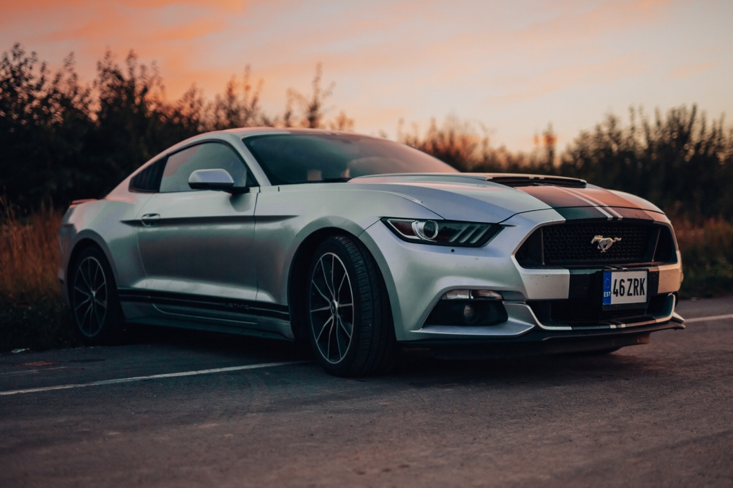 Ford Mustang 2.3 233 kW 2015