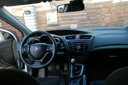 Honda Civic Tourer 1.8 104 kW 2014