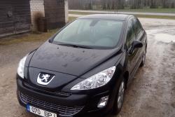 Peugeot 308 1.6 88 kW 2011