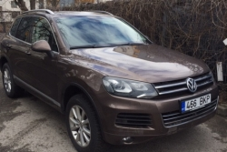 Volkswagen Touareg 2013-2018 3.0 180 kW 2013