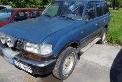 Toyota Land Cruiser J 80 3.4 1994