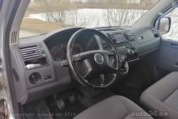 Volkswagen Caravelle 2.5 96 kW 2007