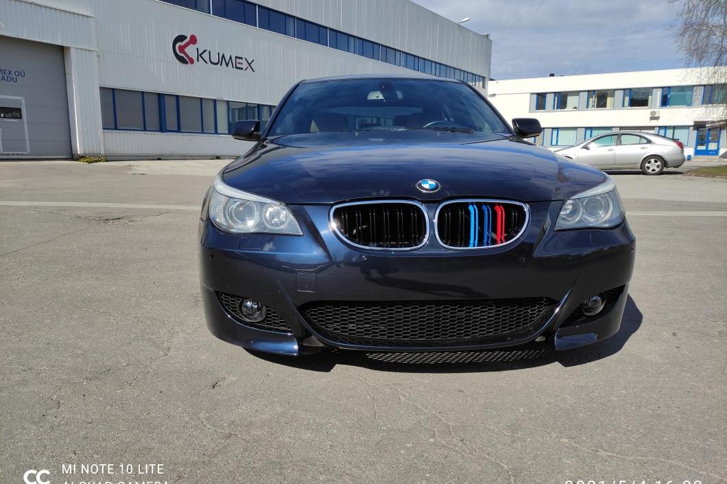 BMW 530 3.0 190 kW 2007