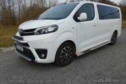 Toyota ProAce 2.0 110 kW 2018