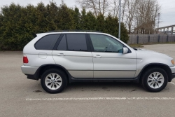 BMW X5 3.0d 3.0 135kw kW 2001
