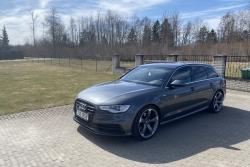 Audi A6 3.0 180 kW 2014