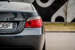 BMW 550 4.8 270 kW 2010