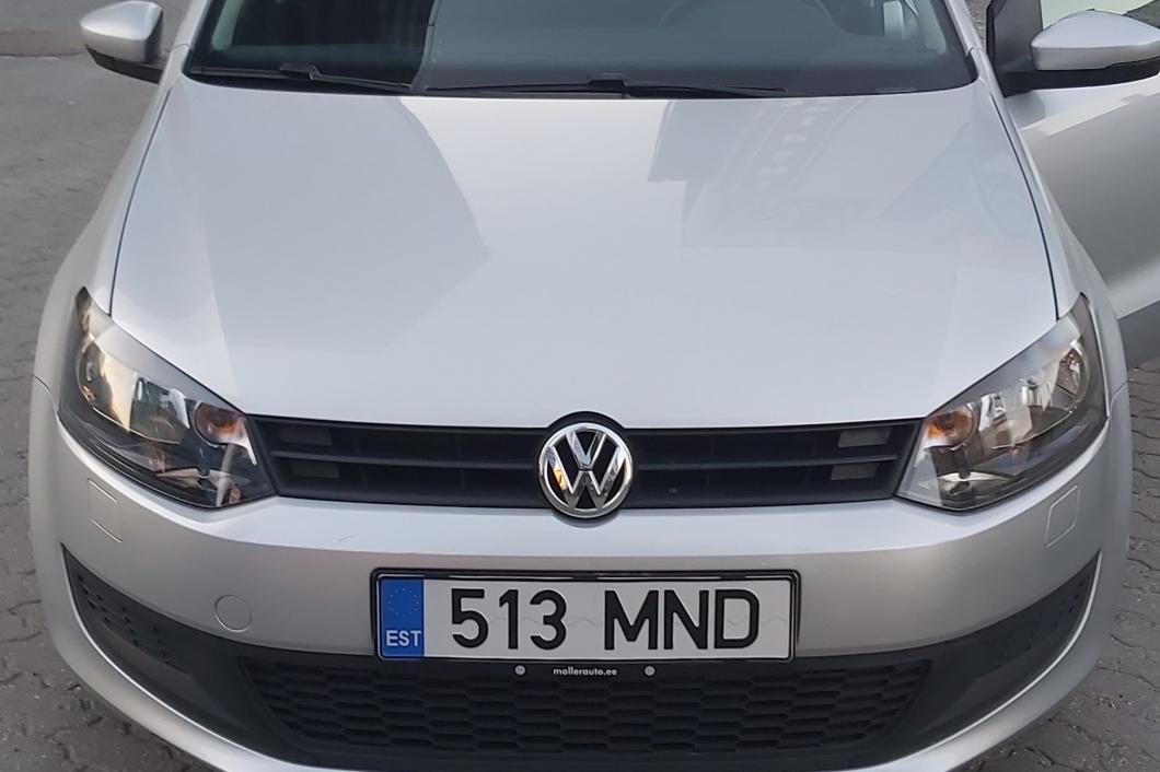 Volkswagen Polo 1.4 63 kW 2010