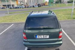 Mercedes ML270 2.7 120 kW 2002
