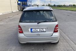 Mercedes A190 face lift 1.9 92 kW 2003