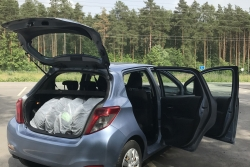 Toyota Yaris Linea Sol 1.3 73 kW 2013