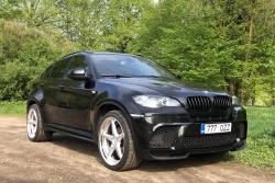 BMW X6 35d M-PERFORMANCE, SOFT CLOSE, LOGIC 7 3.0 210 kW 2008