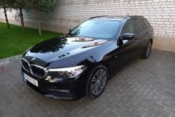 BMW 520 X-Drive Sportline Harman Kardon 2.0 140 kW 2018