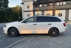 Skoda Octavia 1.6 77 kW 2014