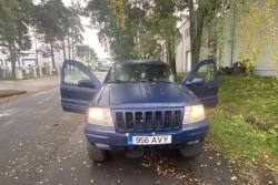 Jeep Grand Cherokee 3.1 103 kW 2001
