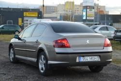 Peugeot 407 2.0 103 kW 2006