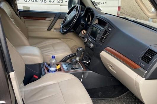 Mitsubishi Pajero 3.2 147 kW 2014