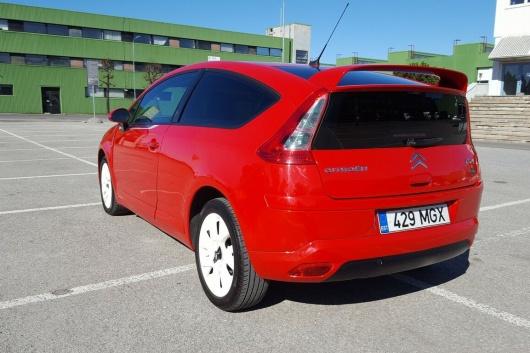 Citroen C4 80 kW 2007