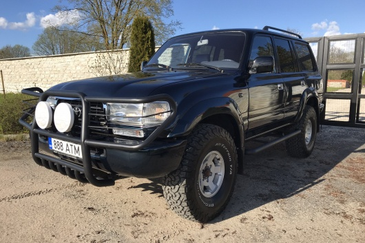 Toyota Land Cruiser 80 4.2 96 kW 1996
