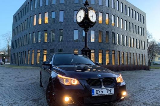 BMW 530 E60 3.0 200 kW 2007