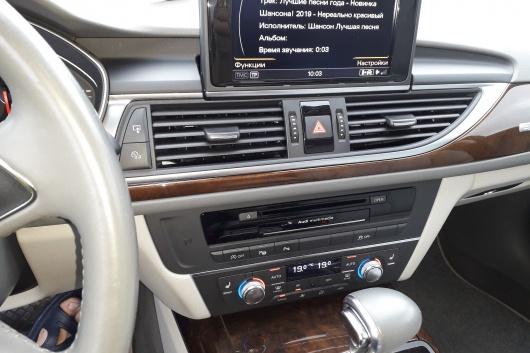 Audi A6 2.8 150 kW 2012