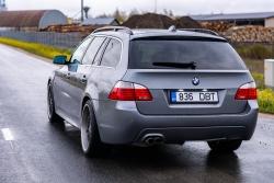 BMW 525 3.0 145 kW 2007