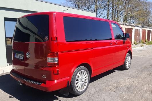 Volkswagen Transporter 4 MOTION AUTOMAAT 2.0 132 kW 2014