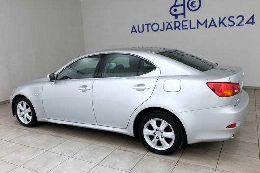 Lexus IS 250 Facelift 2.5 153 kW 2009