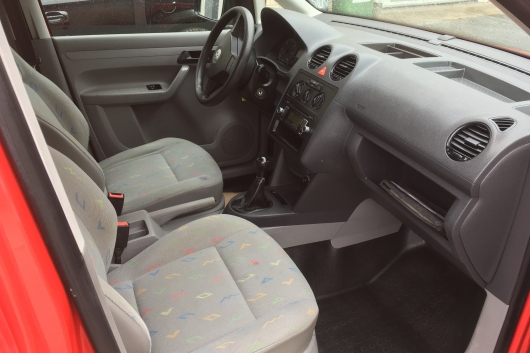 Volkswagen Caddy Maxi 1.9 77 kW 2010