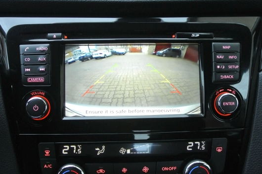 Nissan Qashqai Acenta Connect 1.2 2017