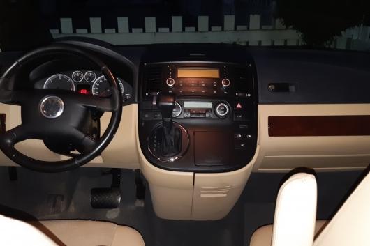 Volkswagen Multivan 2.5 128 kW 2007