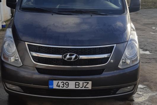 Hyundai H1 STAREX 2.5 125 kW 2008
