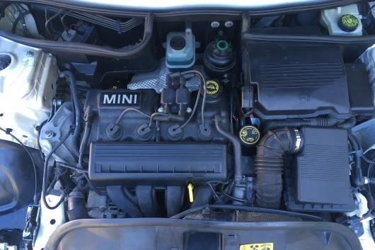 MINI Coupe Cooper 1.6 85 kW 2004