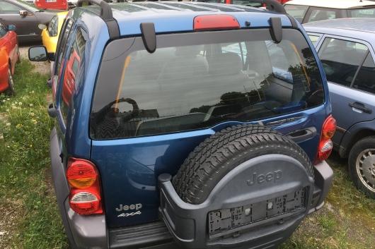 Jeep Cherokee Liberty 2.8 120 kW 2003