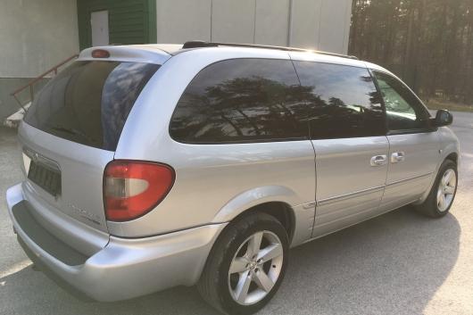 Chrysler Voyager Grand Voyager Limited 2.8 110 kW 2005