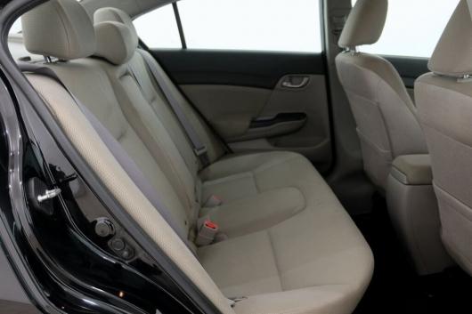 Honda Civic Comfort 1.8 104 kW 2013