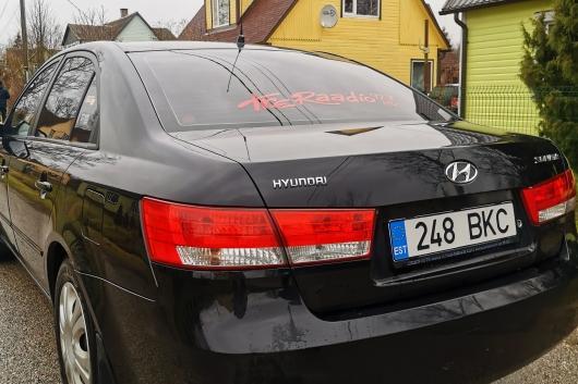 Hyundai Sonata 2.4 119 kW 2006