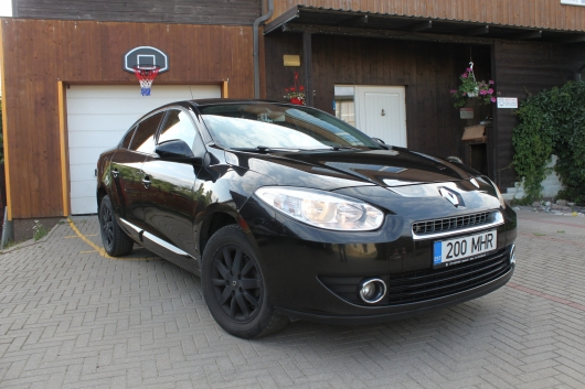 Renault Fluence Techno Feel 1.6 81 kW 2012