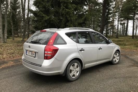 Kia Cee'd 1.6 93 kW 2008