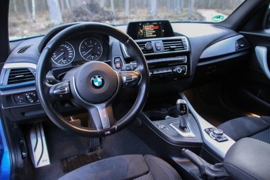 BMW 118 M-Sport 2.0 110 kW 2016