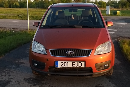 Ford C-MAX 1.6 80 kW 2004