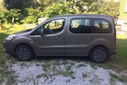 Peugeot Partner tepee 1.6 68 kW 2012