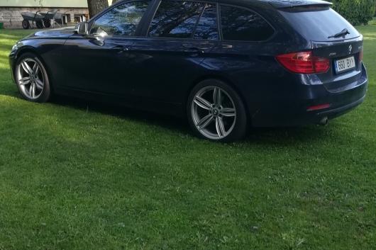 BMW 320 twin Power Turbo 2.0 135 kW 2014