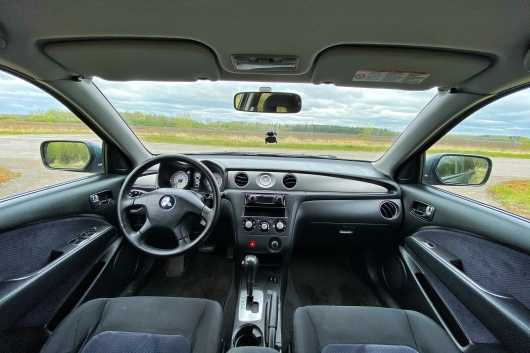 Mitsubishi Outlander 2.4 118 kW 2006