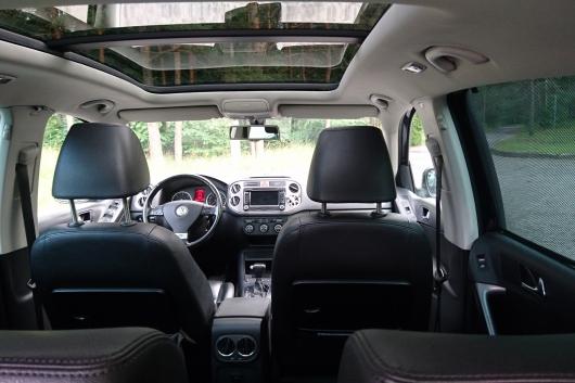Volkswagen Tiguan 4motion 2.0 103 kW 2009