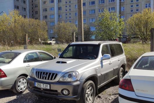 Hyundai Terracan 2.9 110 kW 2003