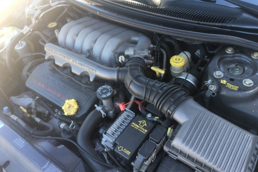 Chrysler Stratus Cabriolet Endeavor 2.5 116 kW 1999