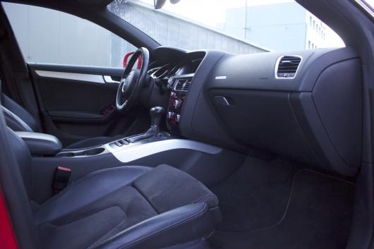 Audi A5 Sportback Quattro S-Line Custom Exhaust 2.0 155 kW 2012