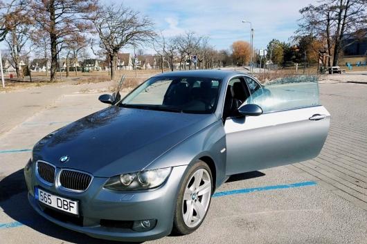 BMW 330 E92 3.0 170 kW 2007